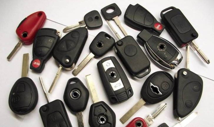 Push To start Transponder replacement key programmed